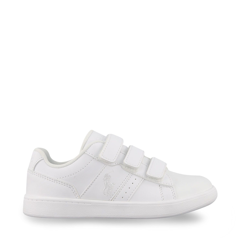 Afbeelding van Ralph Lauren RF102886 kindersneakers wit