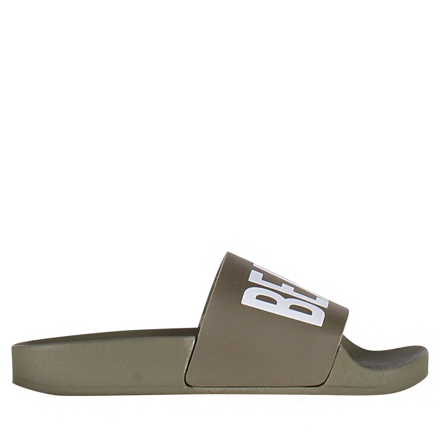 Picture of The White Brand K0151 kids flipflops army