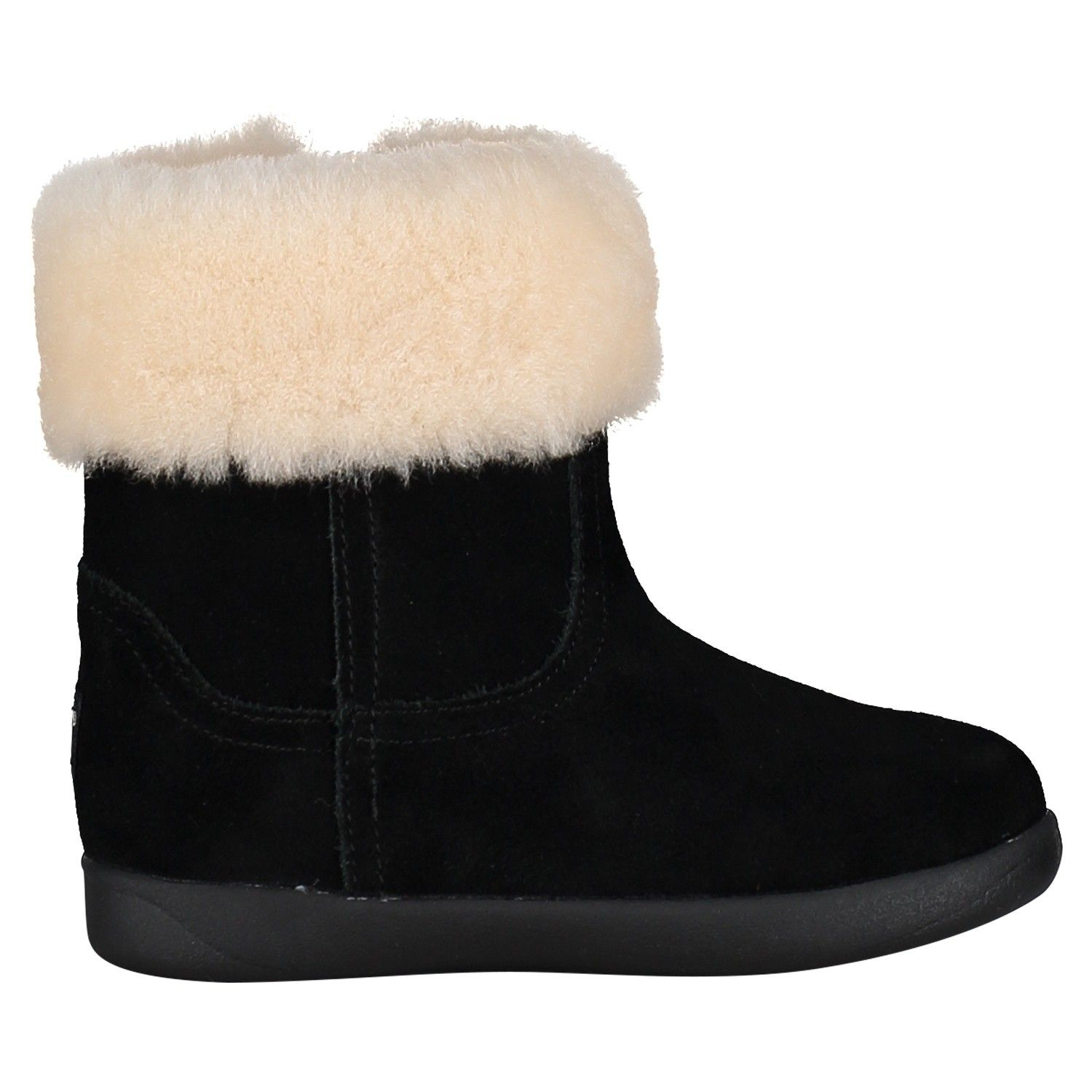 Picture of UGG 1097034T kids boots black