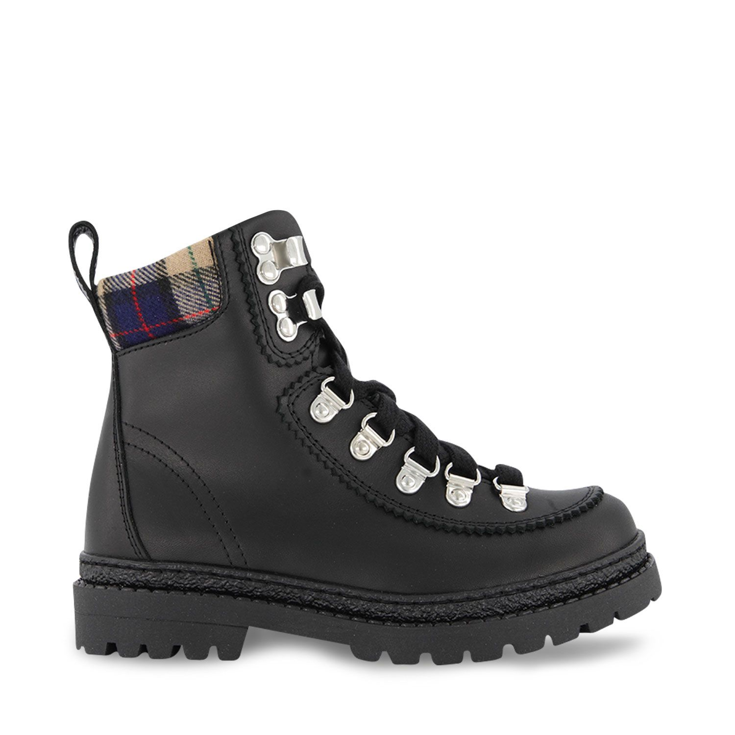 Picture of Dsquared2 65192 kids boots black
