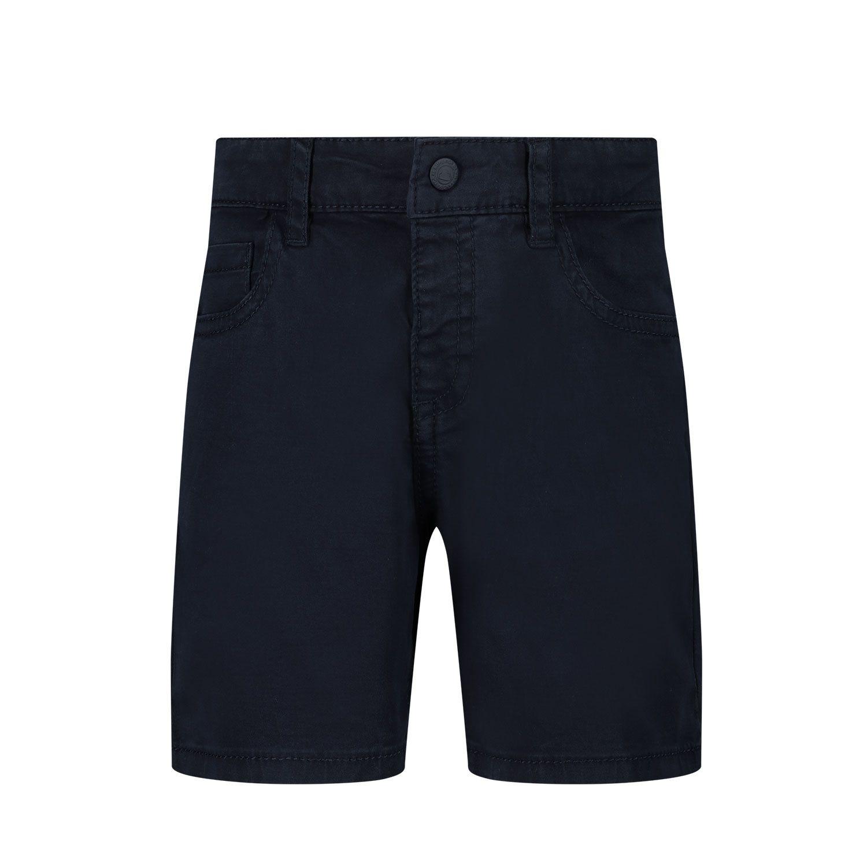 Afbeelding van Mayoral 206 baby shorts navy