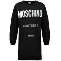 Picture of Moschino HDV09I kids dress black