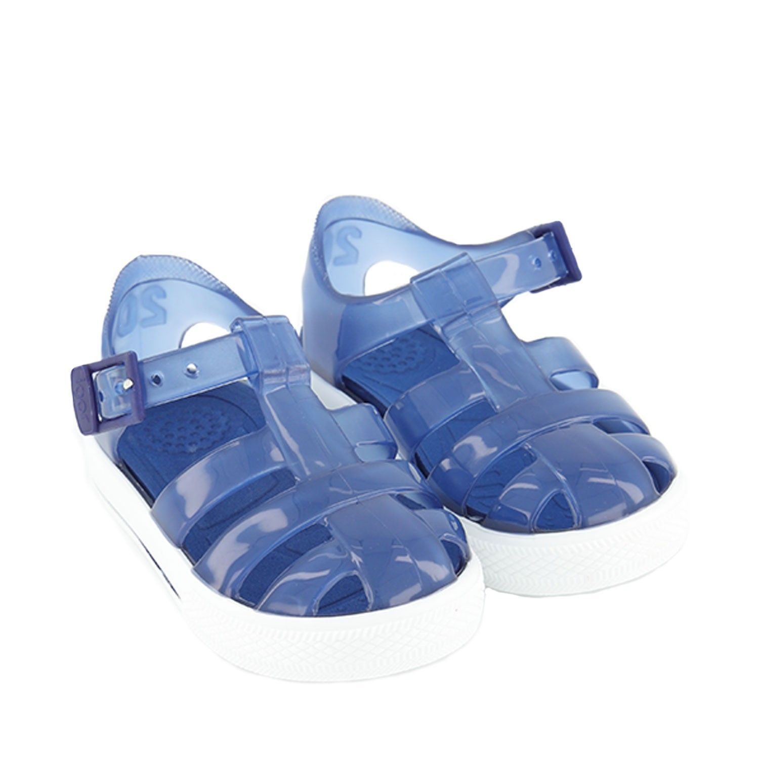 Picture of Igor S10107 kids sandals blue