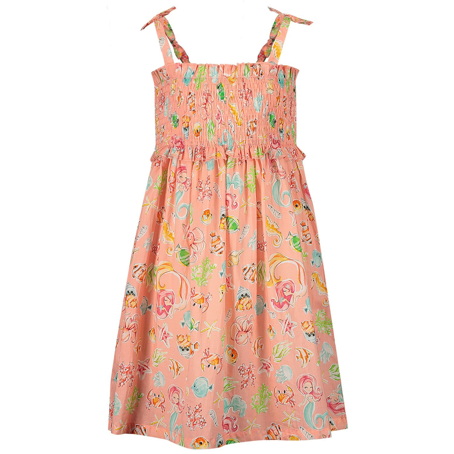 Picture of Mayoral 3954 kids dress light pink