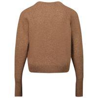 Picture of Zadig & Voltaire X15288 kids sweater beige