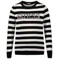 Picture of Guess J1YR07 kids sweater black