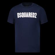 Bild von Dsquared2 DQ0552 Baby-T-Shirt Marine