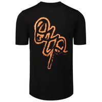 Picture of Off The Pitch OTP2430201090 mens t-shirt black