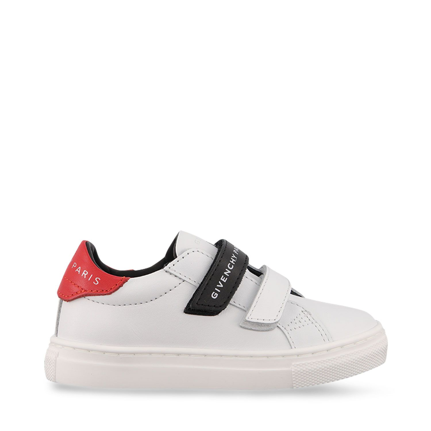Picture of Givenchy H29055 kids sneakers white
