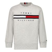 Picture of Tommy Hilfiger KB0KB06568 B baby sweater grey