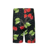 Picture of MonnaLisa 115414 kids shorts black