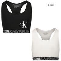 Picture of Calvin Klein G80G800432 kids underwear white