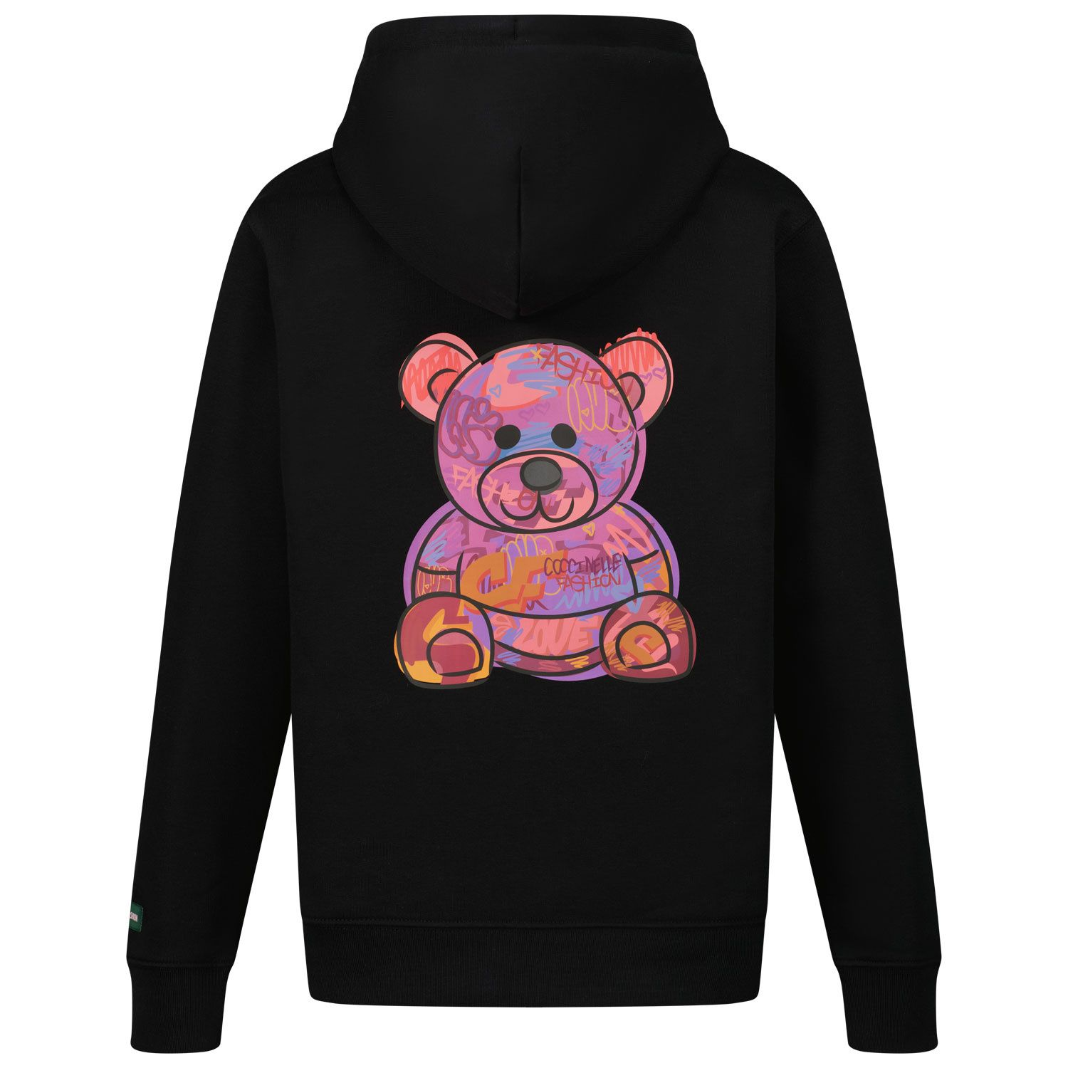Picture of Coccinelle COCC2 kids sweater black