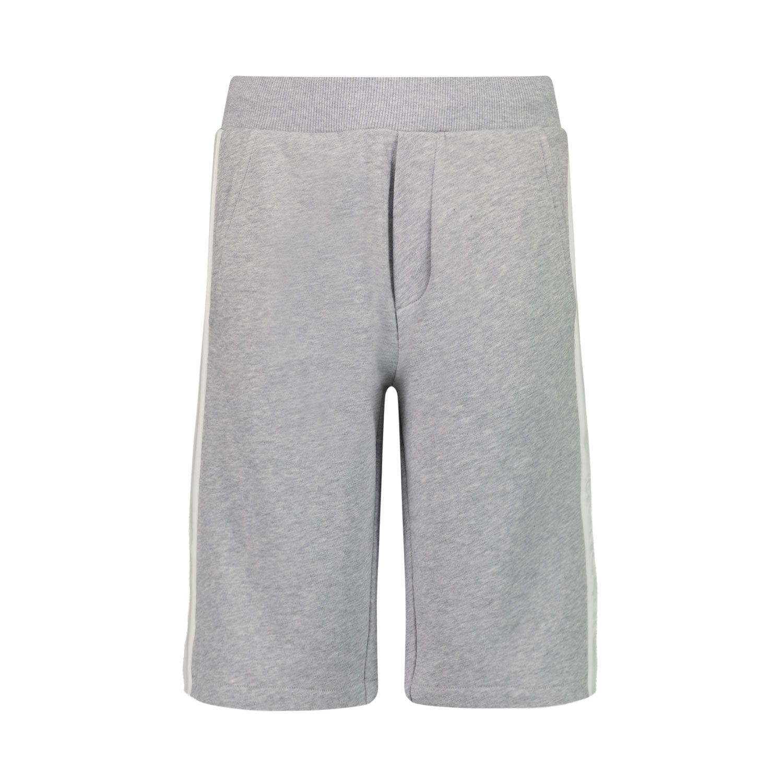 Afbeelding van Moncler 8H74620 kinder shorts grijs