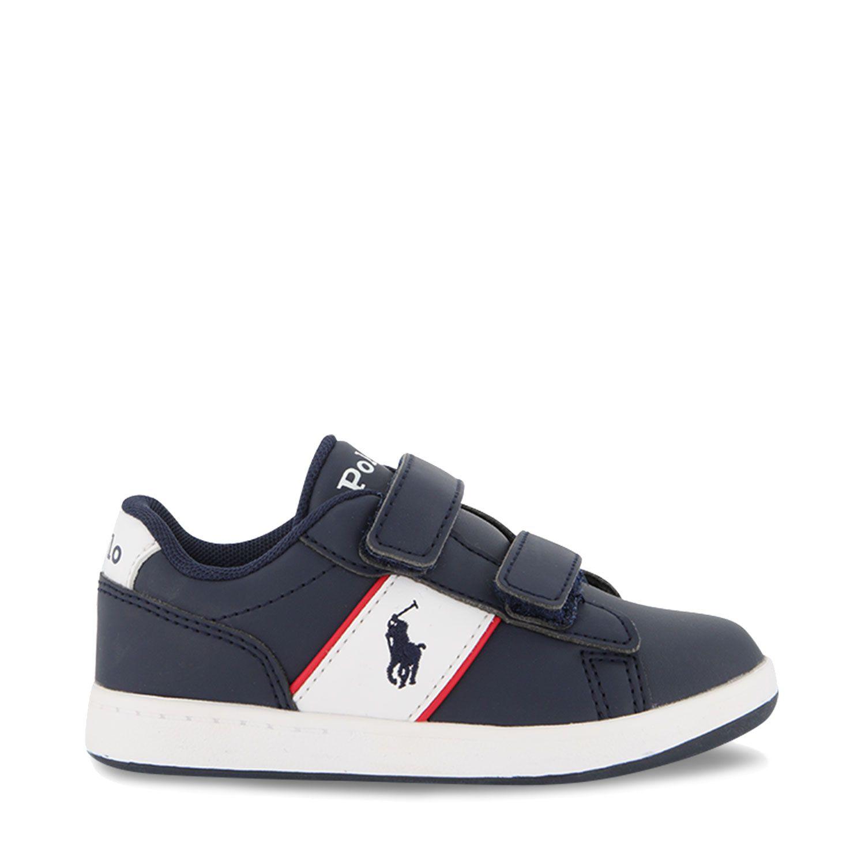 Afbeelding van Ralph Lauren OAKVIEW II kindersneakers navy