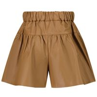 Picture of Mayoral 4907 kids shorts beige