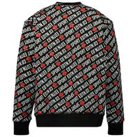 Picture of Dsquared2 DQ0015 kids sweater black