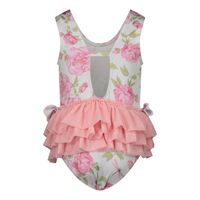 Picture of MonnaLisa 937000 baby swimwear pink