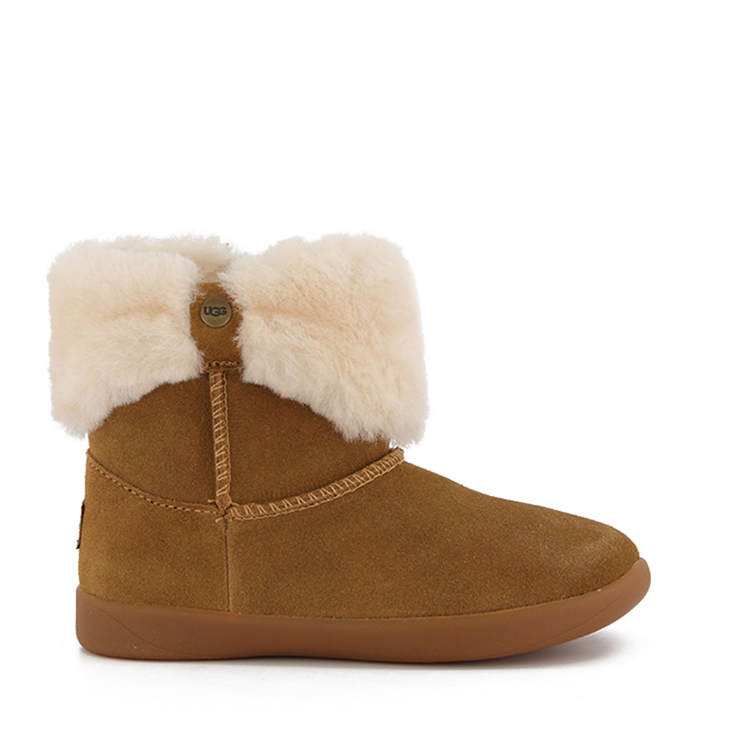 Picture of UGG 1095571T kids boots camel