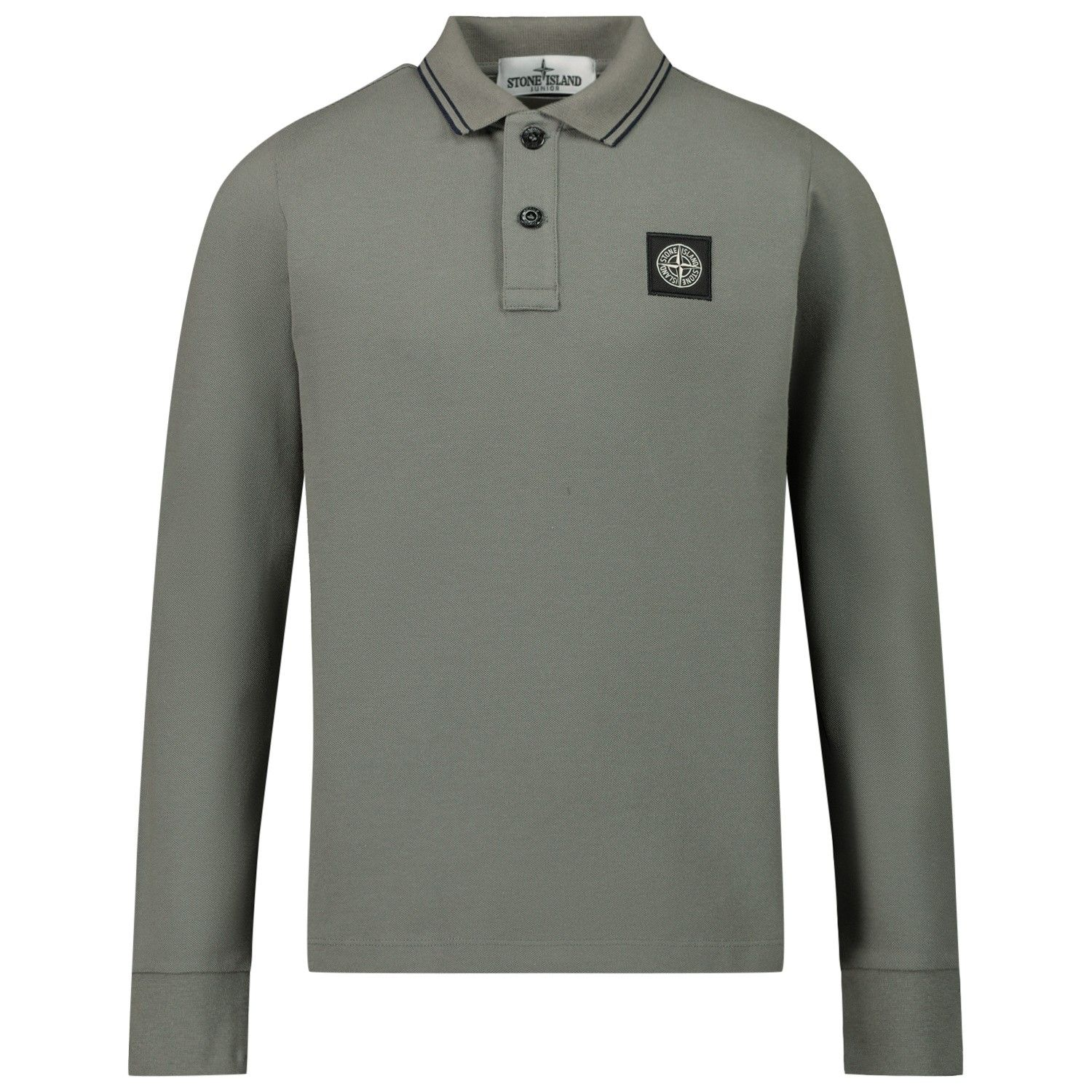 Afbeelding van Stone Island MO731620748 kinder polo taupe