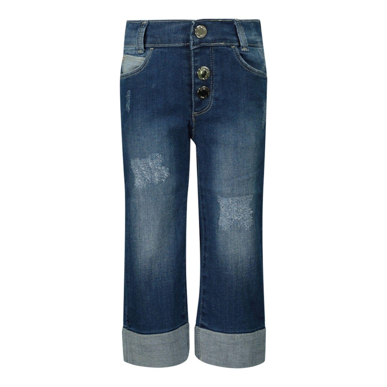 Afbeelding van Liu Jo KA0028 kinderbroek jeans