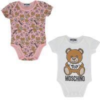 Picture of Moschino MQY017 rompersuit light pink