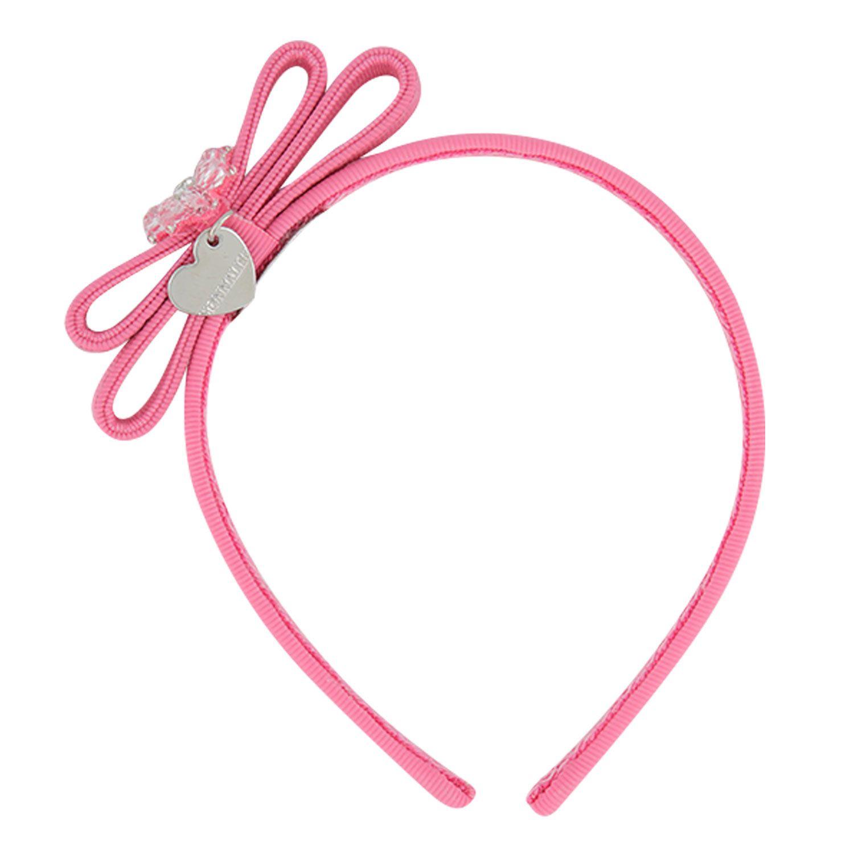 Picture of MonnaLisa 177006 kids accessory fuchsia