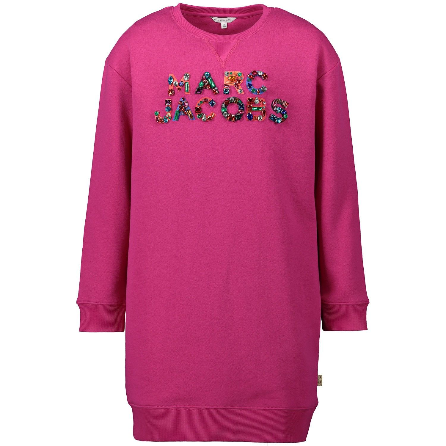 Picture of Marc Jacobs W12287 kids dress fuchsia