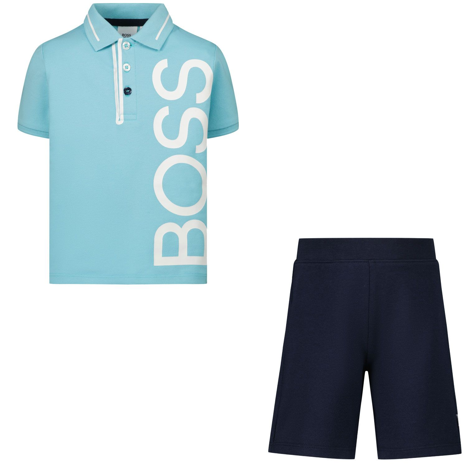 Picture of Boss J08050 baby set turquoise