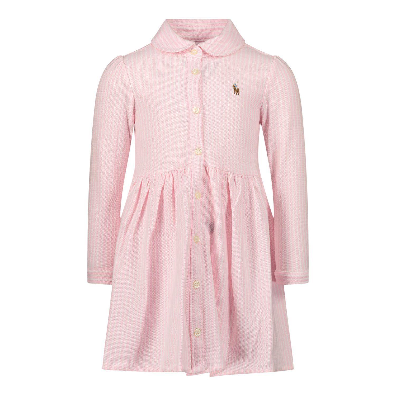 Picture of Ralph Lauren 310701270 baby dress pink