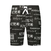 Picture of Givenchy H20046 kids swimwear black