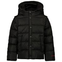 Picture of Moncler 1A54000 baby coat black