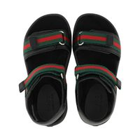 Picture of Gucci 257759 kids sandals black
