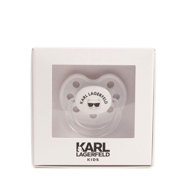 Bild von Karl Lagerfeld T90T19 Babyaccessoire Weiß