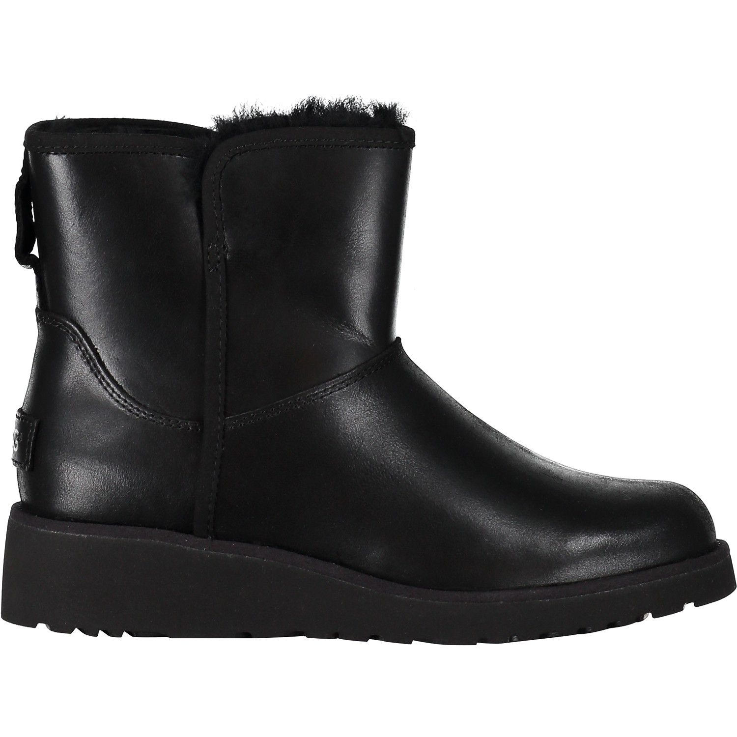 Picture of UGG 1019640 womens boots black