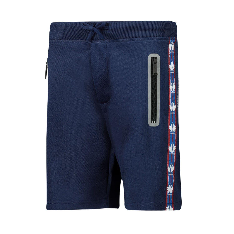 Afbeelding van Dsquared2 DQ049P kinder shorts cobalt blauw