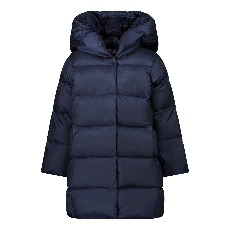 Picture of Ralph Lauren 795669 kids jacket navy