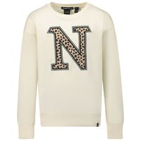 Picture of NIK&NIK G8093 kids sweater off white