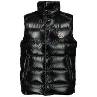 Picture of Moncler 1A12620 kids jacket black