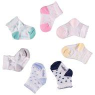 Afbeelding van Story Loris 21031 baby kadodoos sokjes licht roze