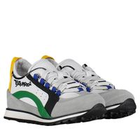Picture of Dsquared2 59816 kids sneakers green
