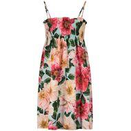 Afbeelding van Dolce & Gabbana L52DA6/HS5H5 kinderjurk roze