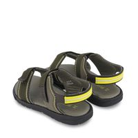 Picture of Boss J09153 kids sandals army