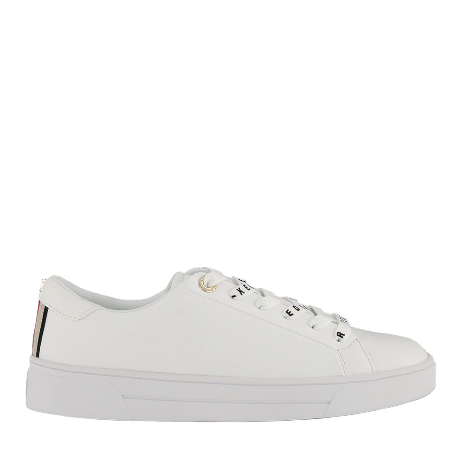 Picture of Ted Baker 242193 womens sneakers white