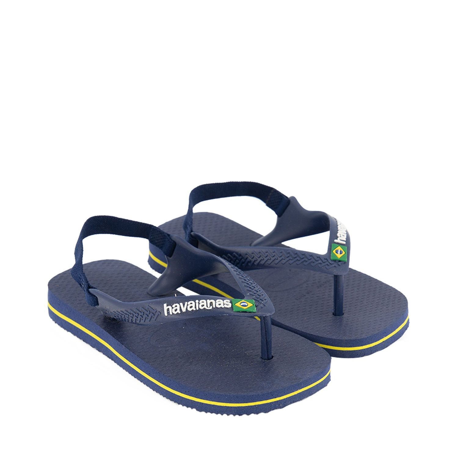 Picture of Havaianas 4140577 kids flipflops navy