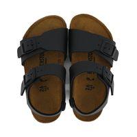 Picture of Birkenstock 187603 kids sandals black
