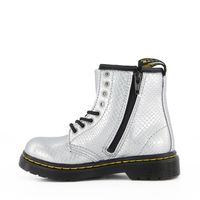 Picture of Dr. Martens 1460 kids boots silver