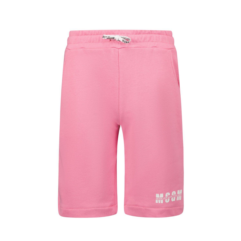 Bild von MSGM MS026821 Kindershorts Pink
