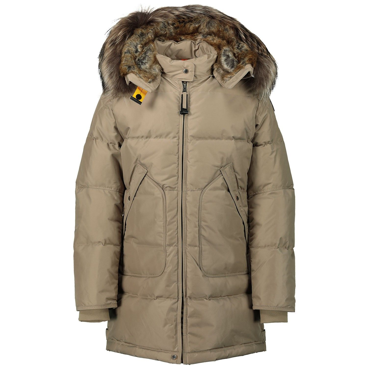 Picture of Parajumpers MA83 kids jacket beige