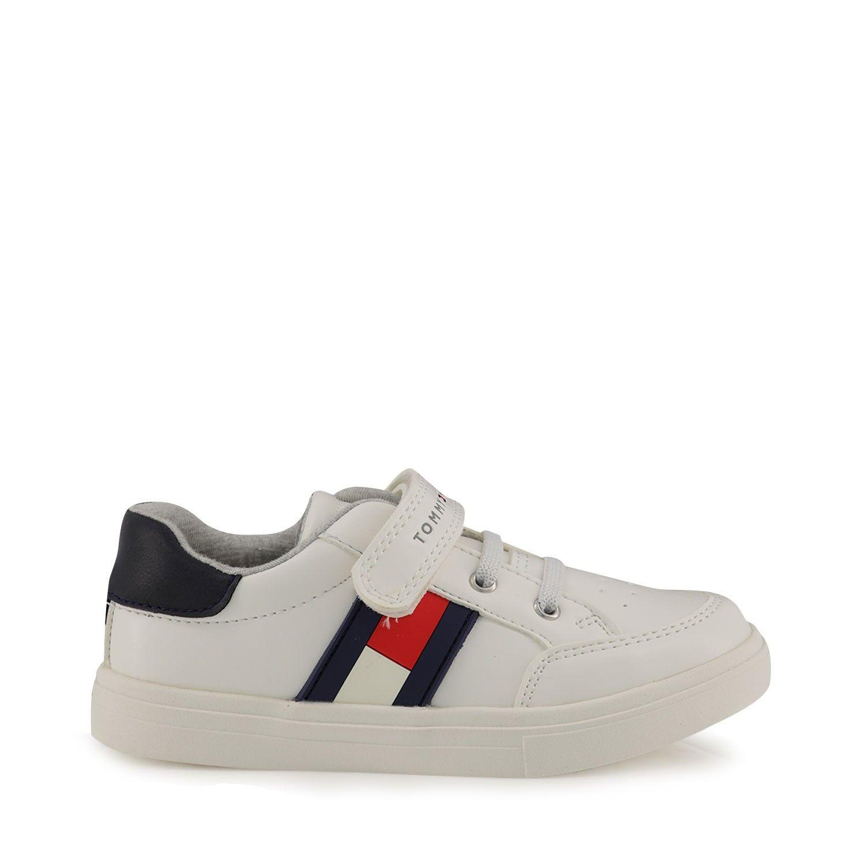 Afbeelding van Tommy Hilfiger 30702 kindersneakers wit